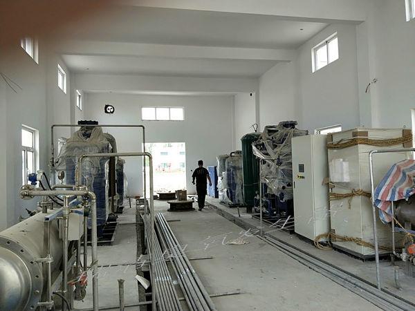 天津化工气体亚博体育app官网下载氧化工程设备安装